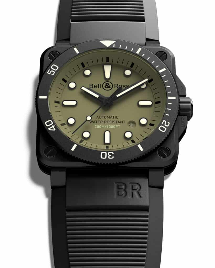 Bell & Ross Show Their Military Credentials