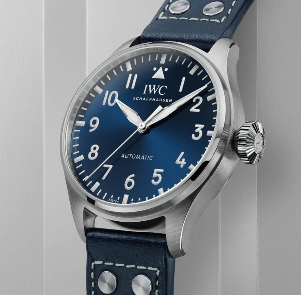 IWC Downsizes The Iconic Big Pilot