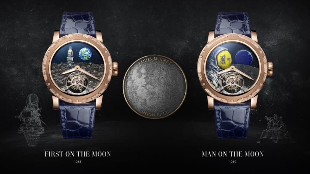Louis Moinet Journey Through Space