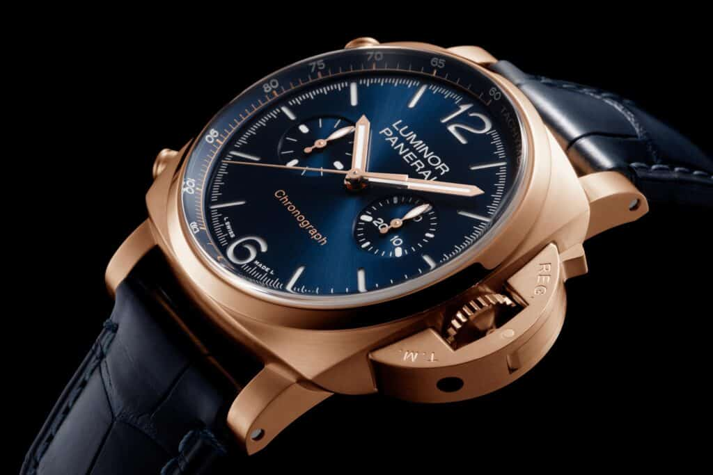 Panerai Luminor Chrono Goldtech Is A Refined Execution