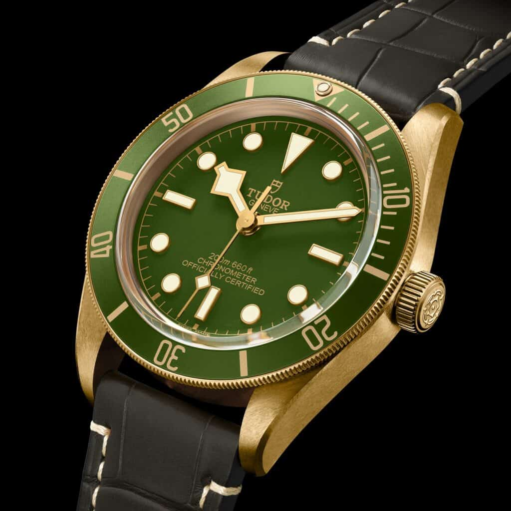 Precious Tudor Black Bay Fifty-Eight In 18K