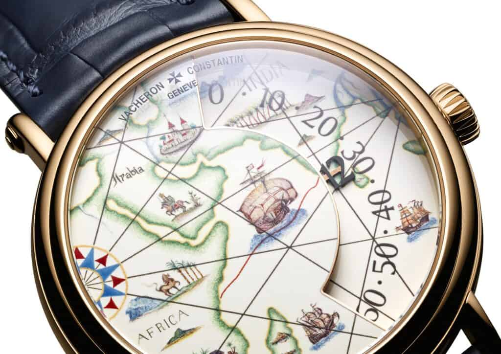 Vacheron Constantin Pays Tribute To The Great Explorers