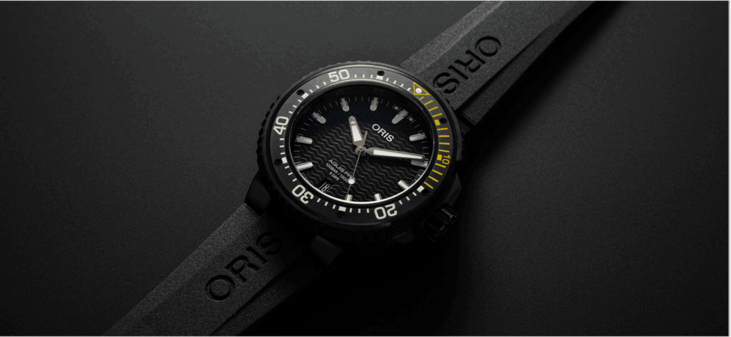 A New Standard From Oris With The AquisPro Date