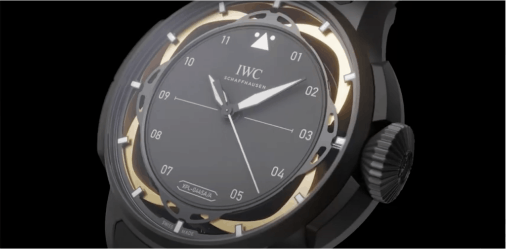 IWC Absorb The Shock With Big Pilot XPL