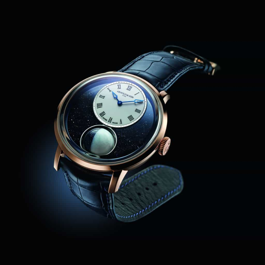 Arnold & Son Journey To The Moon & Back