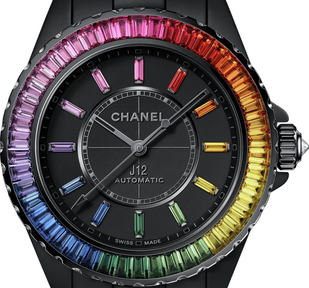 Chanel Are Full Of Colour With J12 Electro Dream Watch