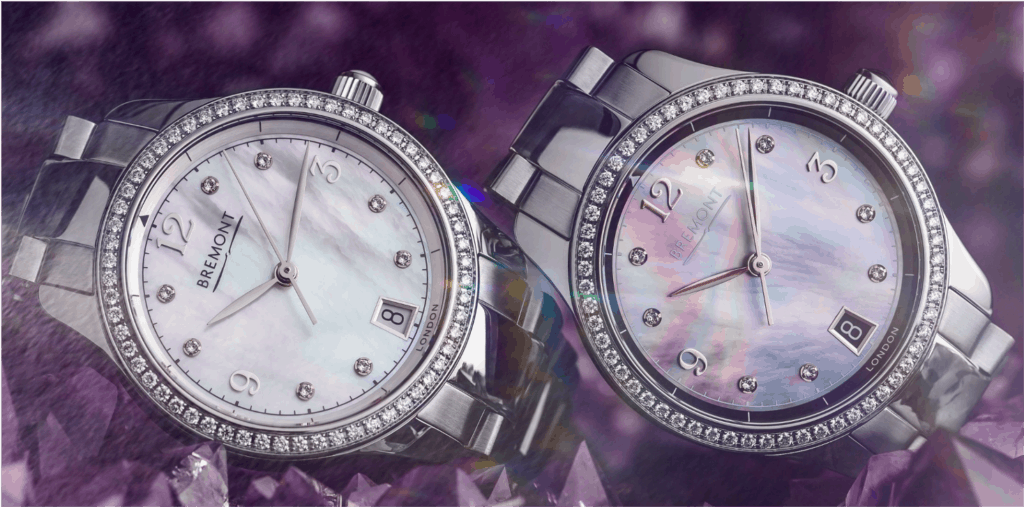 Bremont Sparkle With SOLO 'Lady K'