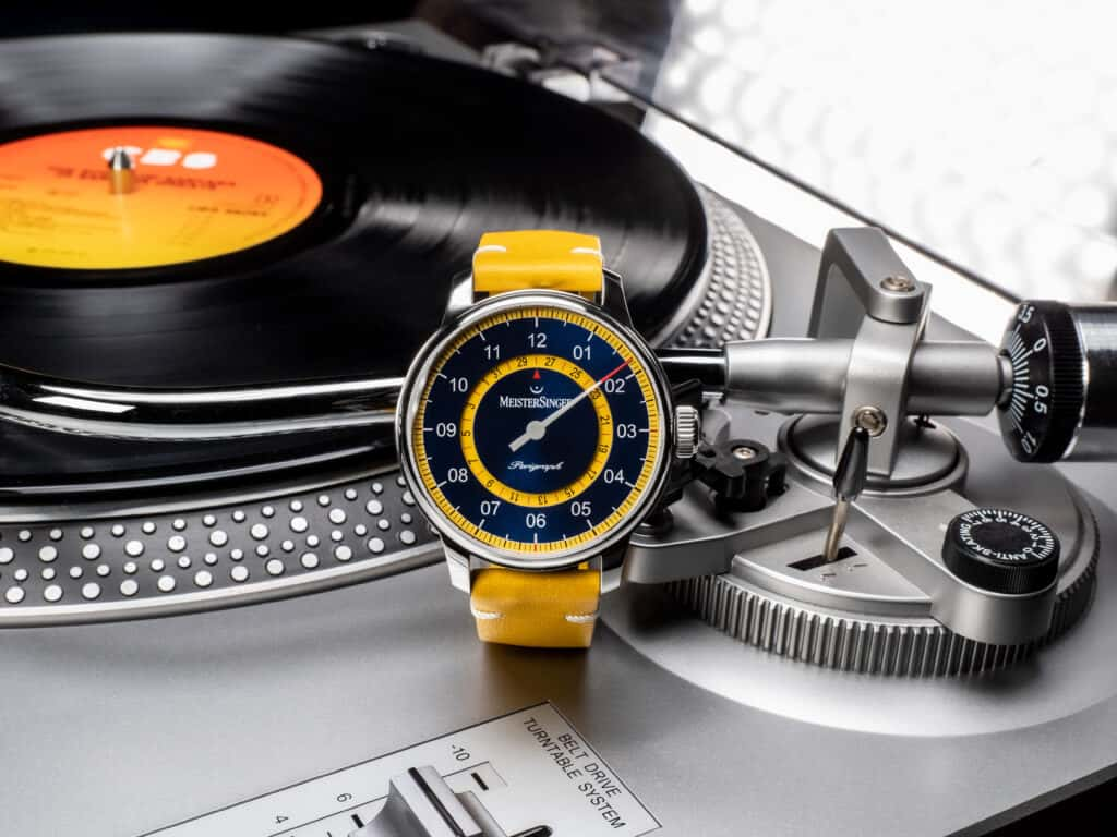 A Bright And Bold Statement From MeisterSinger