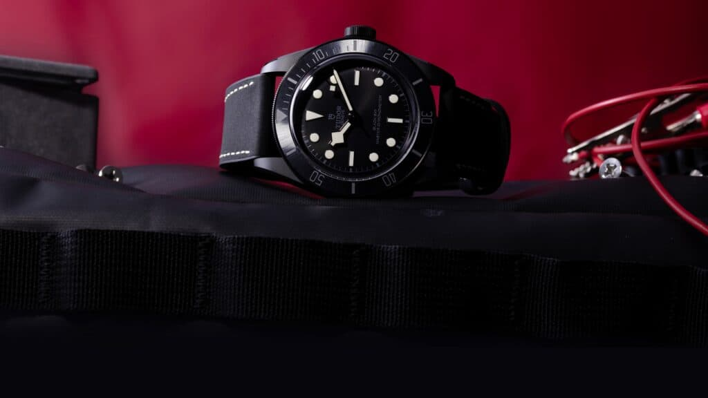Tudor Go 'Back To Black' With Black Bay Ceramic Master Chronometer