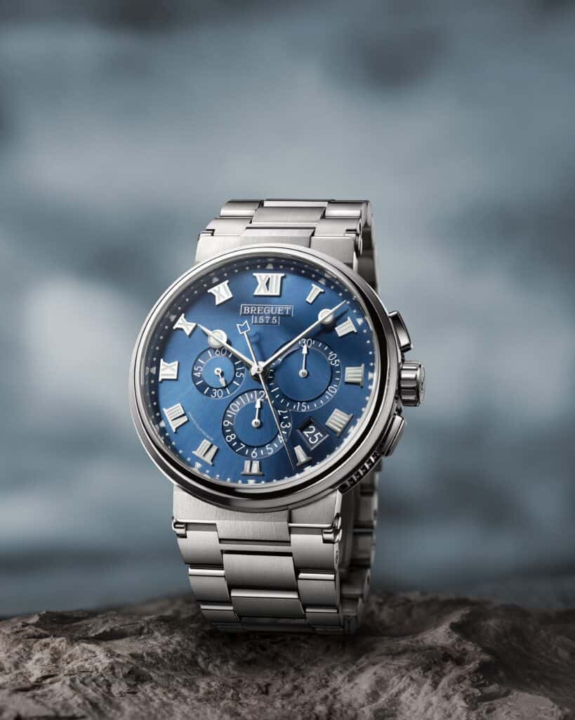 Breguet Create A New Generation Of Marine Timepieces
