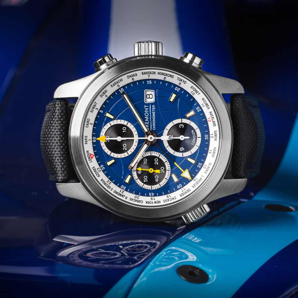 Bremont Partners With Williams Racing