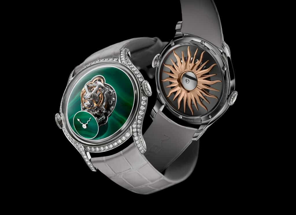 MB&F's Precious Addition To The Legacy Machine FlyingT