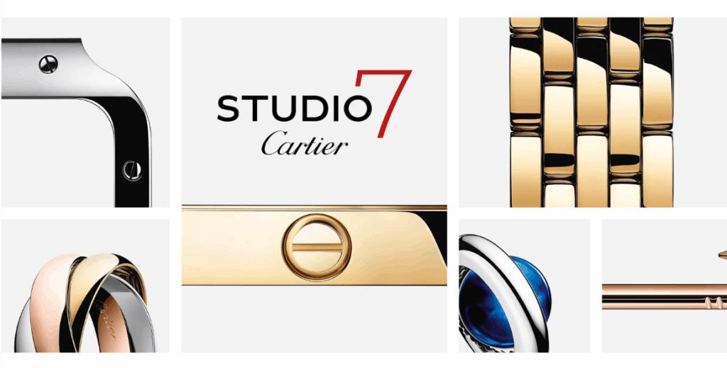 Cartier Presents Studio 7 To Celebrate Iconic Creations