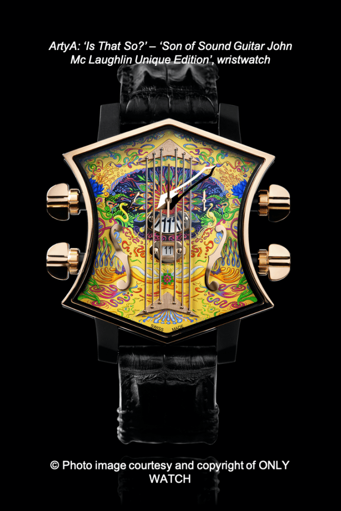 ONLY WATCH Announces Its 2021 Horological Collection