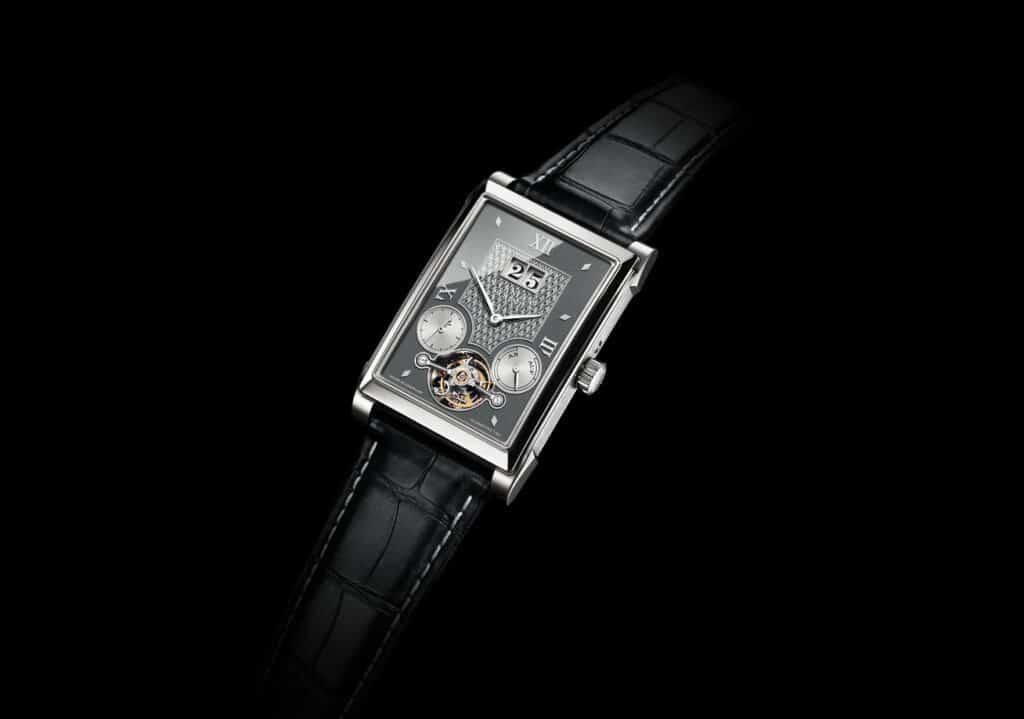A. Lange & Söhne's New Extravagant Timepiece