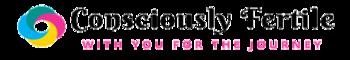 Consciously Fertile Logo