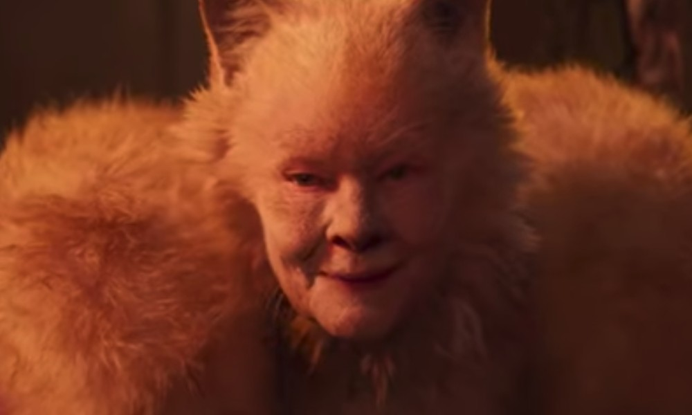 The Cats trailer, presented without comment because honestly where do you fucking start