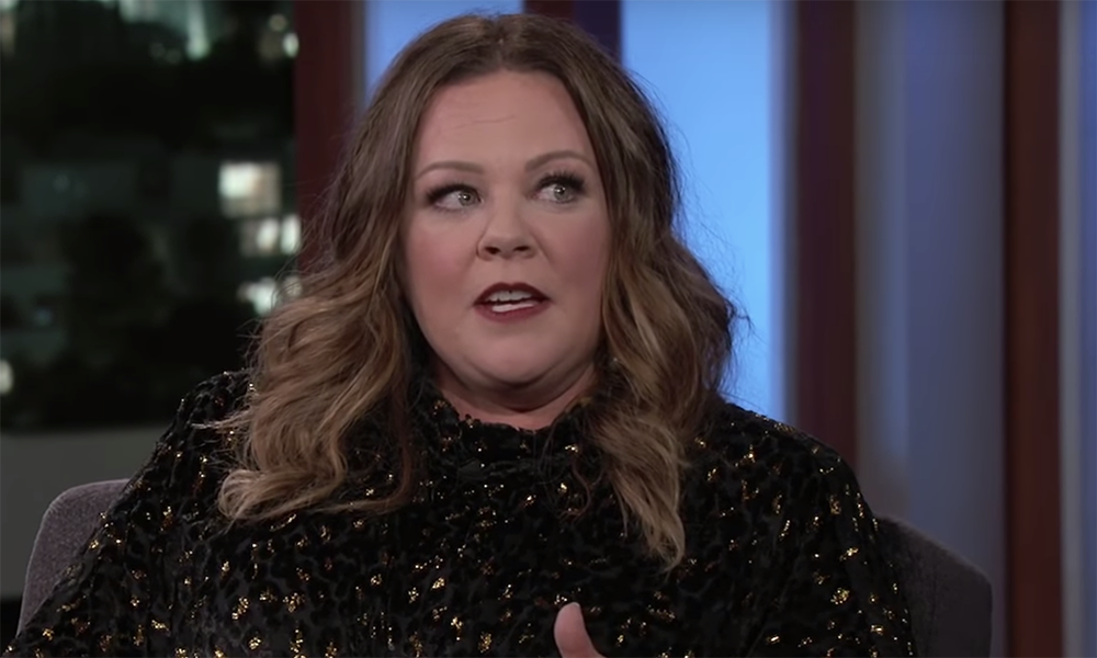 Melissa McCarthy plays down The Little Mermaid casting rumours OR DOES SHE