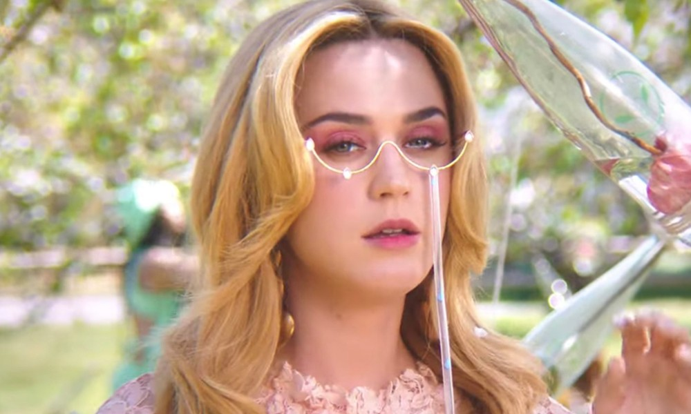 Katy Perry's new single Small Talk is imminent; includes a nod to sliced bread