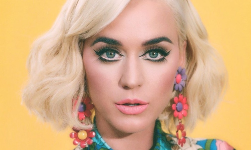 Katy Perry aces again with Small Talk