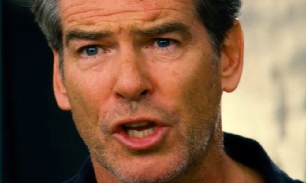 Pierce Brosnan has officially joined the Eurovision movie and dear God please let him sing in it
