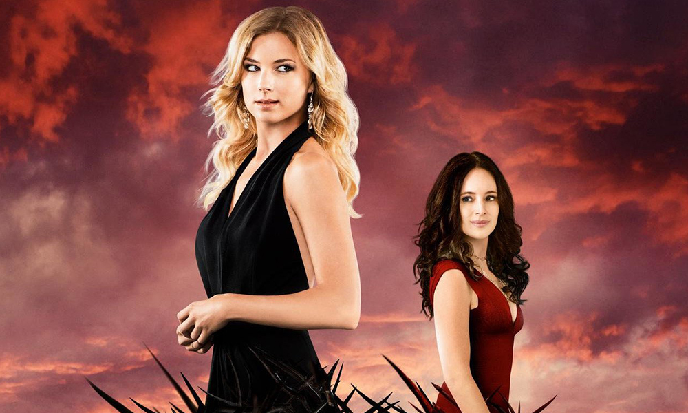Revenge is being rebooted. REVENGE IS BEING REBOOTED!!