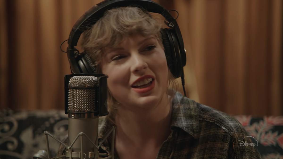 Watch Taylor Swift's Folklore Disney+ doc; it's good