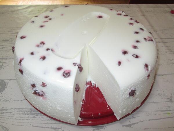 OSVJEŽAVAJUĆA VOĆNA TORTA