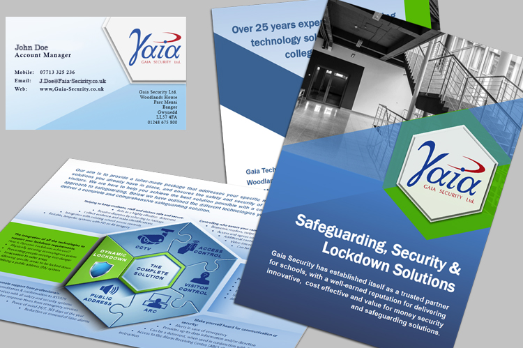 Branding and Graphic Design complete package