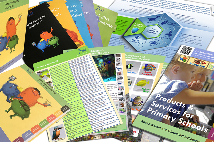 Brochures, leaflets, copy writing, proofing design services