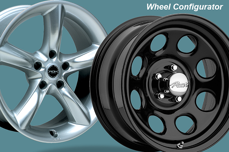 Choice Catalogue - Online Wheel Alloy Configurator