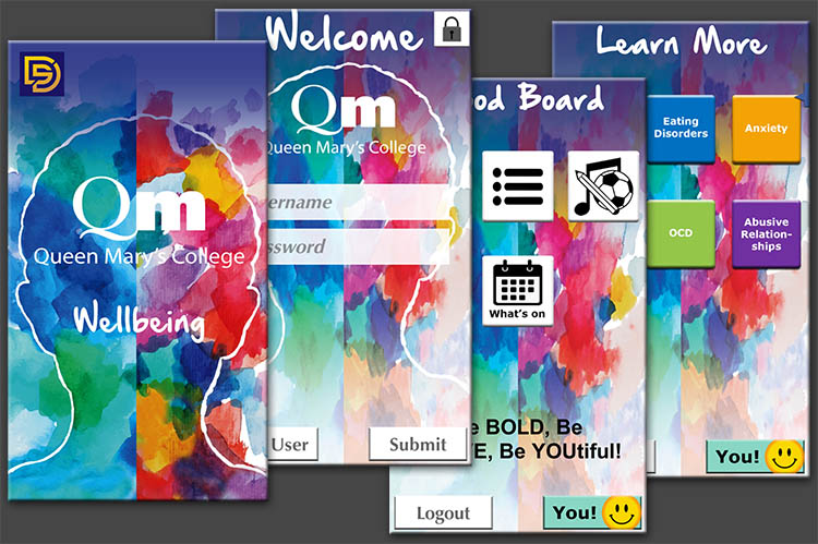 App Development for commercial & educational projects