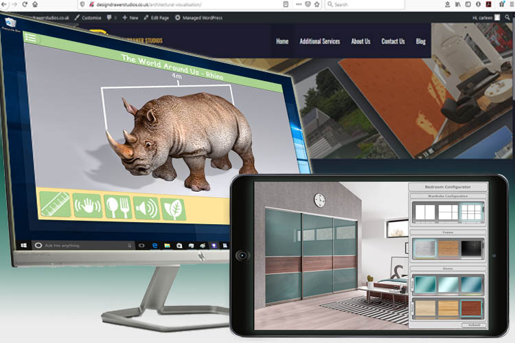 Design Drawer Studios produces software solutions designed to suit your needs