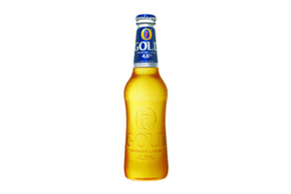Fosters Gold Bottle