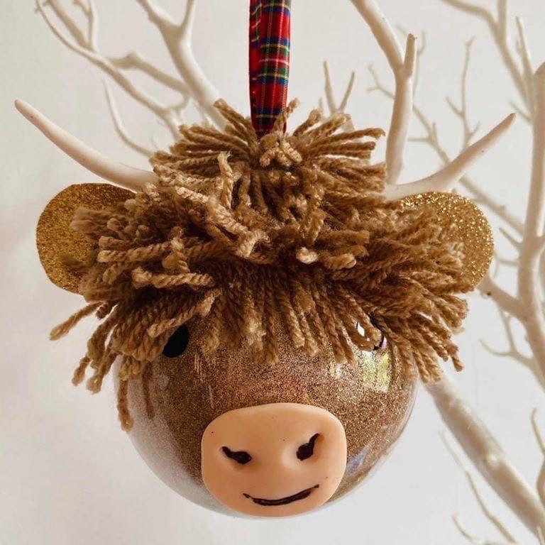 Phoebe Highland Cow