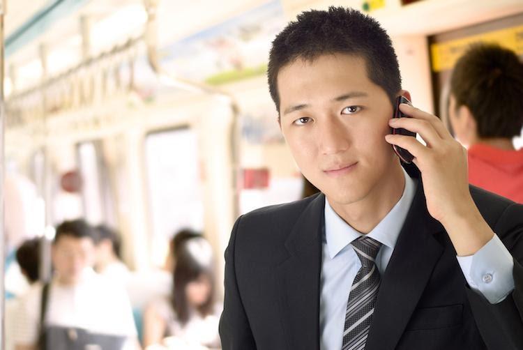 มารยาทการใช้โทรศัพท์ของคนญี่ปุ่น