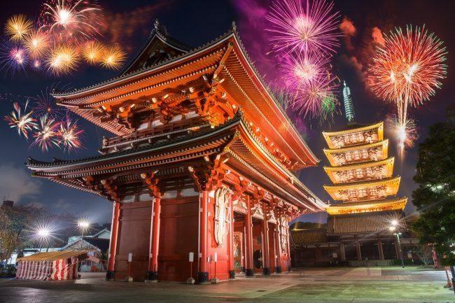 เทศกาลปีใหม่ของคนญี่ปุ่น