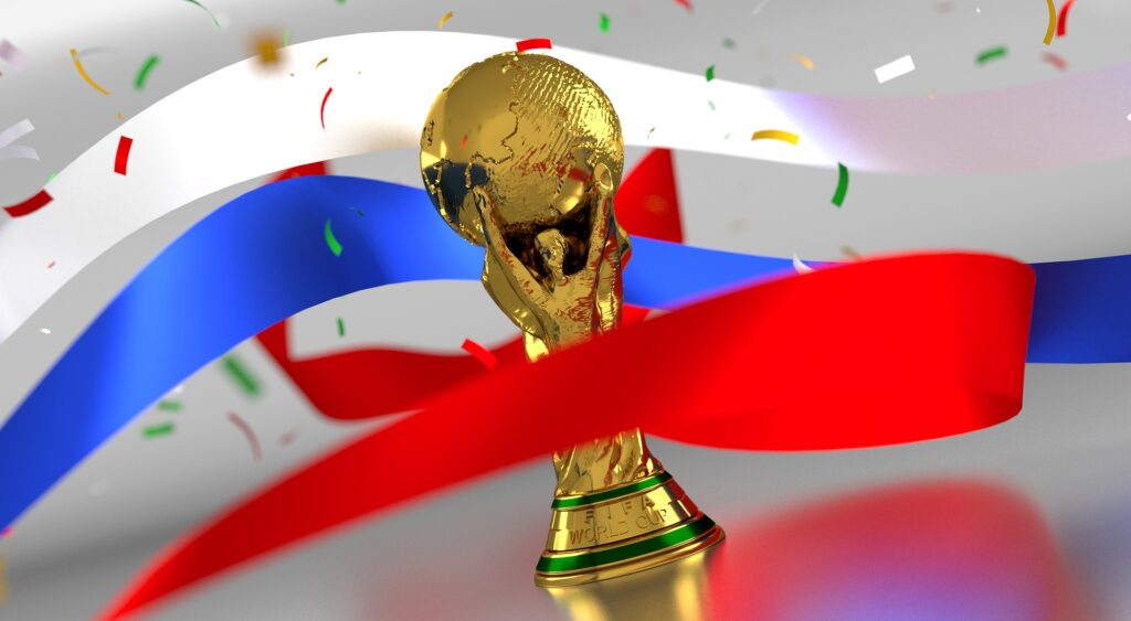 Learn British Culture - The World Cup