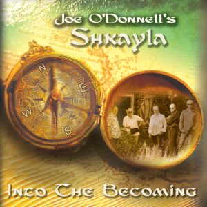 Joe O'Donnells Shkayla - Into The Becoming