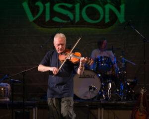 Joe O'Donnell, Celtic Fusion violinist