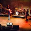 Joe O'Donnell's Shkayla on stage at the Belgrade Theatre, Coventry