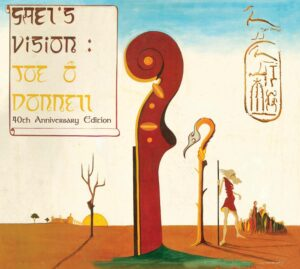 Gael's Vision 40th Anniversary Edition album cover