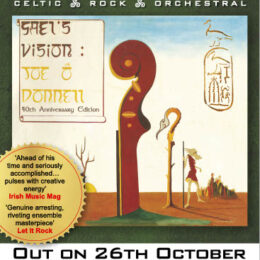 UK Album Launch of 'Gael's Vision' – Making Waves