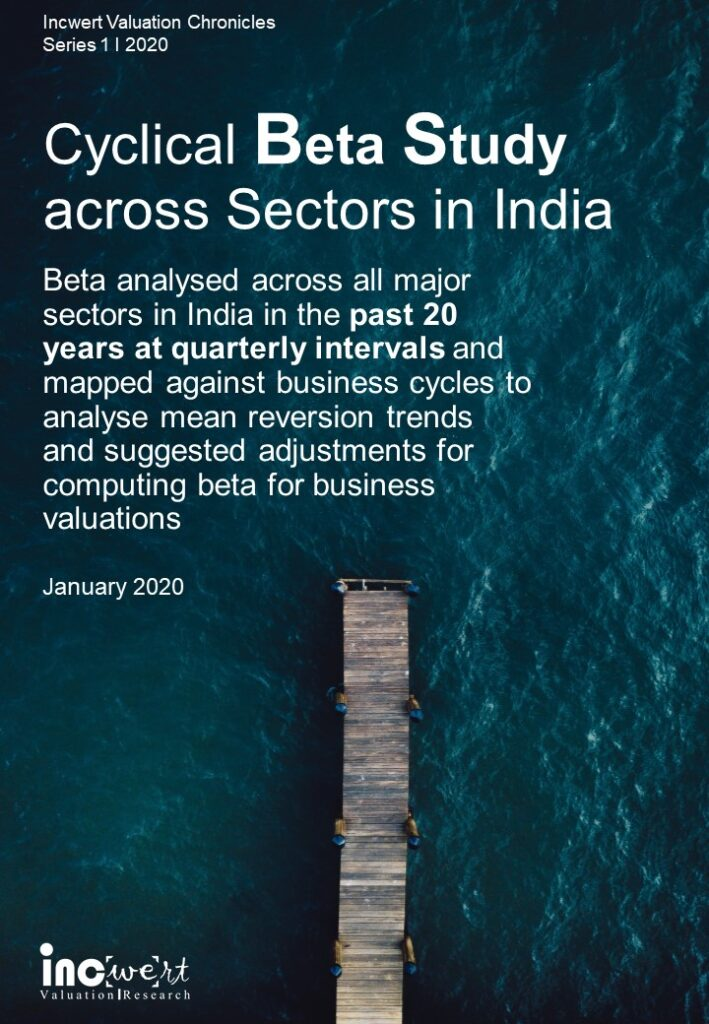 Beta study - India_Jan 2020