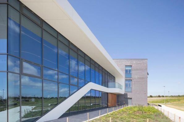 Menai Science Park 7 - Total Glass