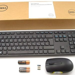DELL KM636 Wireless Cordless Keyboard