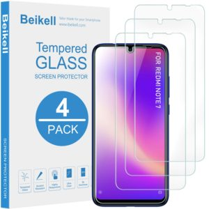 Beikell Xiaomi Redmi Note 7/7 Pro Screen Protector[