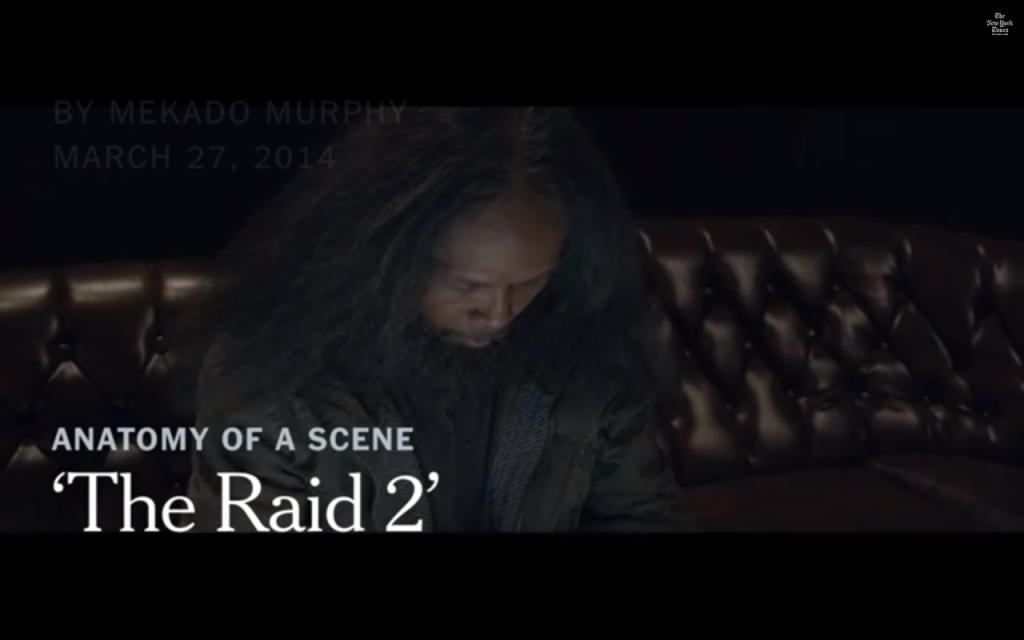 The Raid 2 Anatomy of a Scene - screen shot 1