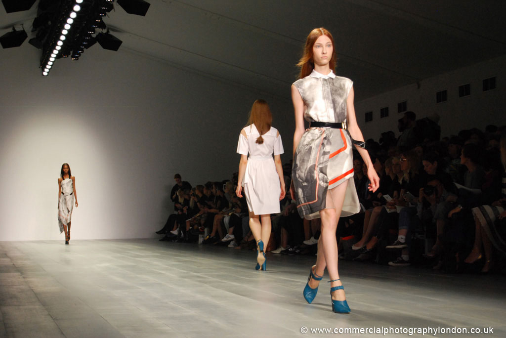 Fashion photographer London portfolio Marios Schwab photo 2