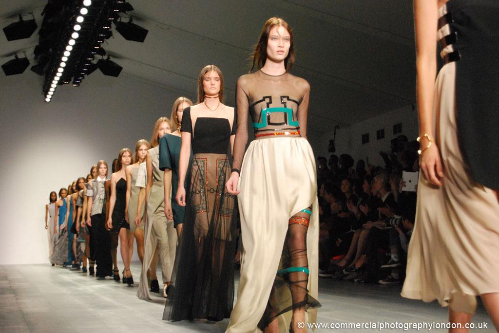Fashion photographer London portfolio Marios Schwab photo 3